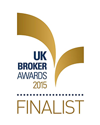 UK Broker Awards Finalist 2015